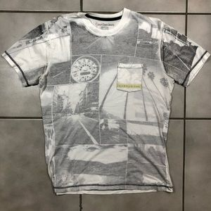 Calvin Klein T-shirt size medium